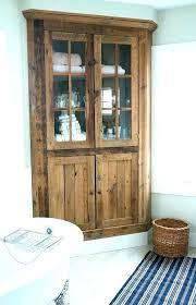 linen closet door ideas bathroom cabinet transitional storage tower clos linen closet