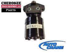 auto crane auto crane 458074 hydraulic hoist motor for 10006h series cranes