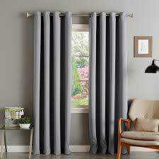 blackout curtains pair. Contemporary Curtains Shop Aurora Home Solid Grommet Top Thermal Insulated 108inch Blackout  Curtain Panel Pair  On Sale Free Shipping Today Overstockcom 4583419 Curtains E