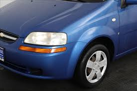 Chevrolet Aveo 4 Door In Washington For Sale ▷ Used Cars On ...