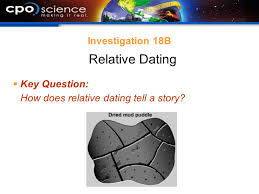 Earth science lab relative dating #1 answer key, magazzeno storico