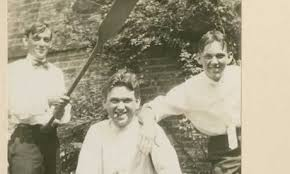 h l mencken as a boy oh boy humanities h l mencken his brothers