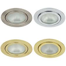 recessed spot lighting. Image Is Loading Furniture-Recessed-spot-lights-downlights-G4-fixed-IP20- Recessed Spot Lighting S