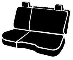 np rear 60 40 seat cover chev gmc silverado sierra 1500 14 18 2500 3500 15 18 fianp92 94gray action car and truck accessories
