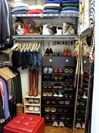 Shoe Organization Broom And Utility Closet Organization Hgtv