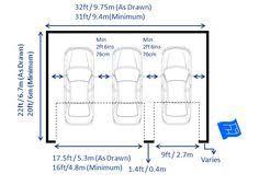 2 car garage door dimensionsAverage 2 Car Garage Dimensions  Chicagoland Garage Builders has