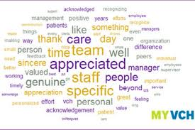 Words Of Appreciation For Employee Meaningful Recognition Join A Focus Group To Shape New Programs