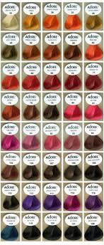 Kool Aid Hair Dye Chart For Dark Hair Adore Veronica Vintage