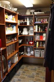 Kitchen Walk In Pantry Accessories Marvelous Kitchen Pantry Shelves Plans Organization