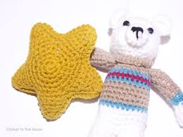 Crochet Star Pattern Enchanting It Is All In The Stars Free Amigurumi Star Pattern Crochet To The