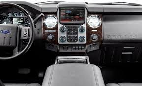 new 2018 ford bronco. perfect ford 2018 ford bronco  interior intended new ford bronco e
