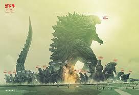 Godzilla Evolution Chart Tv And Movie News Godzilla Size Chart How All Different