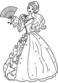 Disegni Da Colorare Belle La Principessa Disney Allo