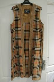 burberry trench coat wool inner liner size medium 1 of 12 see more