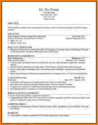 40 Private Equity Resumes Precis Format Fascinating Private Equity Resume