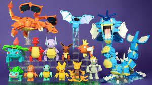 all pokemon mega construx online -