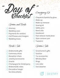 016 Template Ideas Free Wedding Y Checklist Excel For