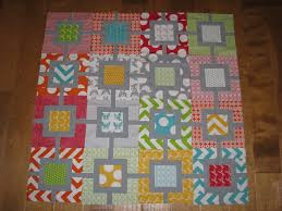 Fast and Easy Jelly Roll and Charm Pack Quilt - Part 1 | Liking it ... & Fast and Easy Jelly Roll and Charm Pack Quilt - Part 1 Adamdwight.com