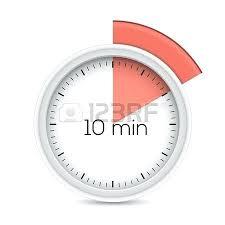 Timer Set 10 Minutes Grandhouse Co