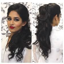 Layer Cut For Curly Hair Indian Hairstyles