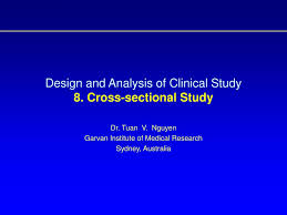 Study Design In Medical Research Ppt Ppt Design And Analysis Of Clinical Study 8 Cross