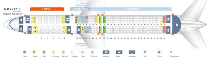 Delta Air Lines Fleet Boeing 757 200 Details And Pictures