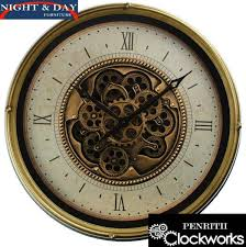 wall clock julius extra large 60 cm