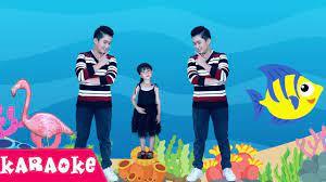 Anh Hai - Karaoke Beat Chuẩn Bé MAI VY | Official MV | Nhạc Karaoke Thiếu  Nhi Dành Cho Bé - YouTube
