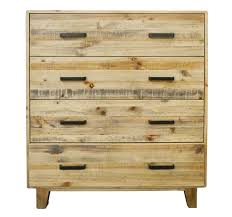 woodstock timber tallboy 4 drawer chest of drawers nz pine 980 x 450 x 1200h 4517