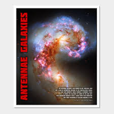 >hubble images wall art teepublic