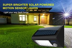 superb exterior house lights 4. 28 LED Super Bright Solar Lights, With Motion Sensor For Security, Easy To Install, Maintenance Free, Water Proof, JIMO Offers A High Efficiency Powerful Superb Exterior House Lights 4