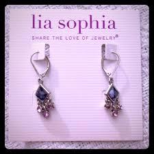 Lia Sophia Jewelry | Brand New Lia Sophia Riley Earrings | Poshmark
