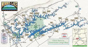 Lake Maps Norris Lake