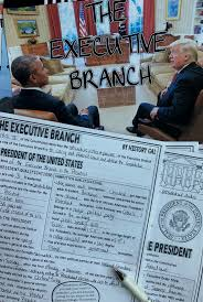The Executive Branch Powerpoint And Guided Notes History Gal