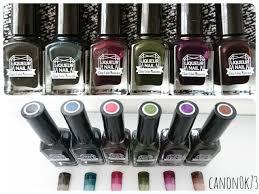 きゃの 公式ブログ キャンドゥリキュールネイル3全6色カラー