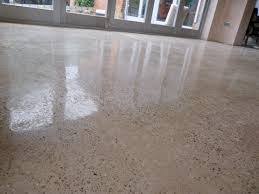 Ideas For Cement Floors Plain Concrete Floor Design With Polished Featured On T Inside