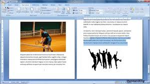 How To Write A Pamphlet On Word Transform Your Document Into A Booklet In Word 2007