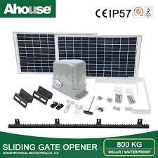 engine opening gate electric gate motors
