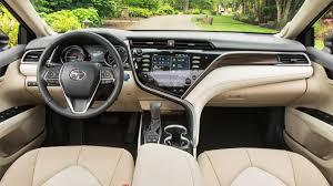 Gallery 2018 Toyota Camry XLE Hybrid interior | Autoweek