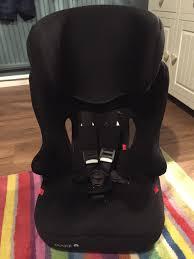 argos car seat used a few times