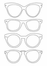 ab87f17874d5734f5cd5b42a4b6b7b5d sunglasses template use for back to school night for parents to on ban template