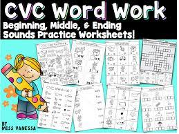 a grade higher english discursive essay population control one cvc word work bundle beginning middle ending sounds practice b w worksheets