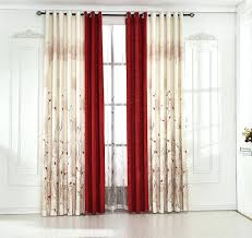 beige linen curtains tab top curtain panels