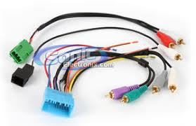 metra 70 7863 honda element amplifier retention wire harness Honda Wire Plugs at Honda Factory Wire Harness