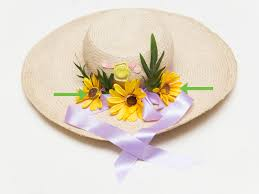 Decorating With Hats 3 Ways To Decorate A Hat Wikihow