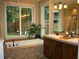 Low Glass Cabinet Bathroom Ideas On A Low Budget Black Ceramic Tile Floor Hold Green