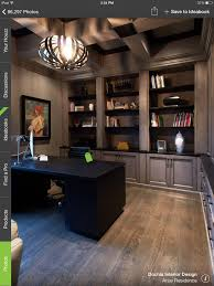 Dochia Interior Design Office Colors Home Office Design Cozy Home Office Home