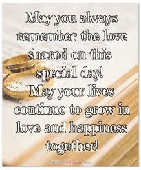 Wedding Wishes Quotes Cool 48 Inspiring Wedding Wishes And Cards For Couples That Inspire You