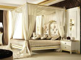 White Canopy Bed Full Curtain Blackout Shades Fresh Curtains Blue ...