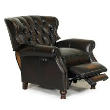 electric leather recliner chair. barcalounger presidential ii leather recliner chair electric